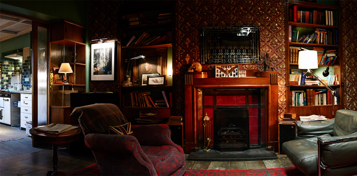 221B Baker Street | What I love
